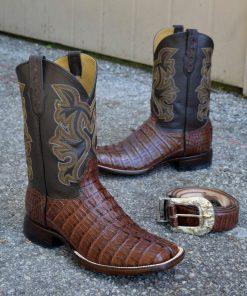Caiman Boots